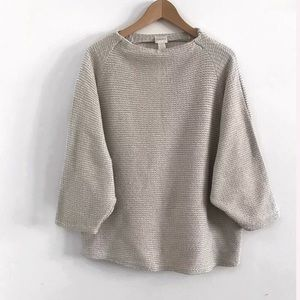 🛍Chico's sweater pullover size XL